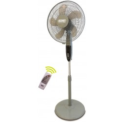 Electric Standing Fan with Remote Control